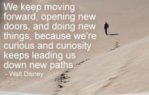 Walt Disney - Down New Paths